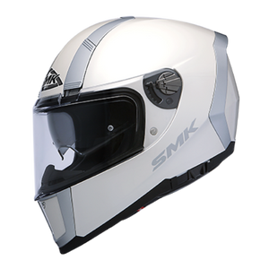SMK Force Unicolour Helmet GL100