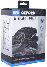 Load image into Gallery viewer, Oxford Cargo Net - Black