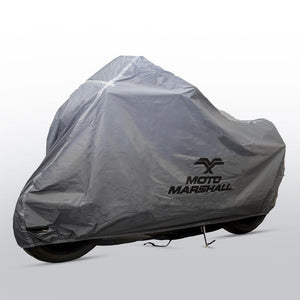 Moto Marshall -Waterproof Motorcycle Cover