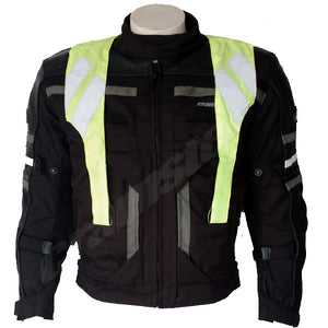 Cramster Eclipse Jacket Mens Black