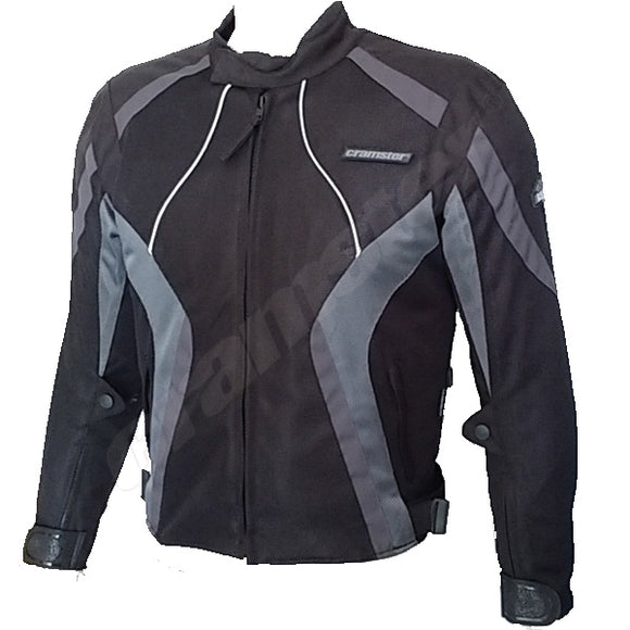 Cramster Breezer Mesh Jackets Anthracite