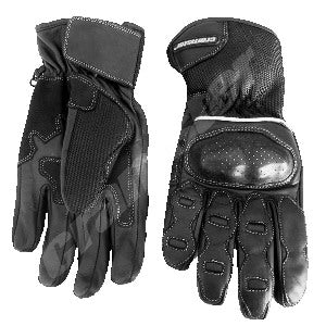 Cramster Twister Touring Gloves Black