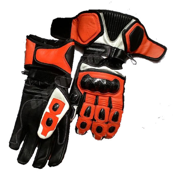 Cramster TRG Race Glove  Orange