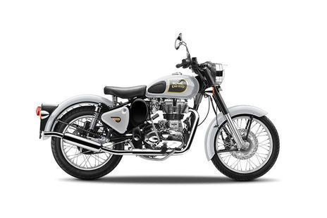 Royal Enfield Classic 350 1:12 Scale ASH - Maisto