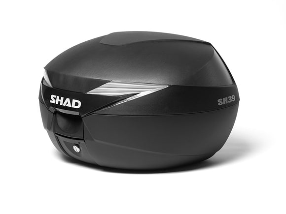 Shad SH39 Top Case, 39 ltr Black Carbon