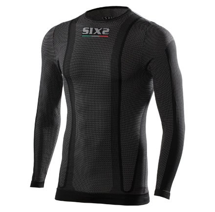 SIXS TS2L T-Shirt Long-sleeved Carbon