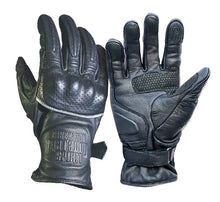 Load image into Gallery viewer, Bikeratti Matador Gloves (BLACK)