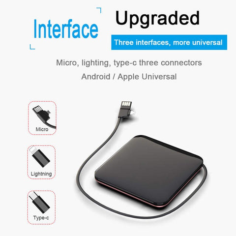 Wireless Charger Mini Power Bank