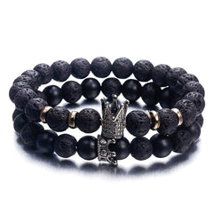 Blacked Out Royal Bracelet