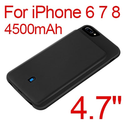 iPhone 6 6s 7 8 Battery Case