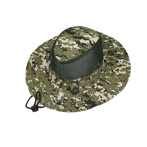 Army Combat Style Jungle Bush Hat Camouflage