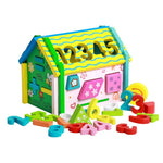 Math Toy Multi color Educational Building Blocks