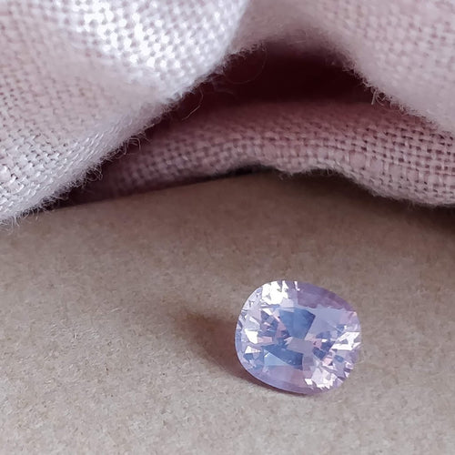 0.95ct Milky Purple Pink Spinel