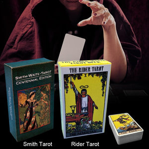English Radiant Tarot Cards