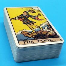 Load image into Gallery viewer, English Radiant Tarot Cards