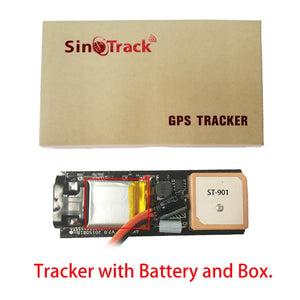 GPS Tracker for Auto and Motorcycles