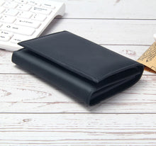 Load image into Gallery viewer, RFID Men's Leather Wallet