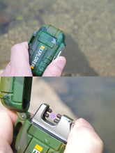 Load image into Gallery viewer, Dual Arc Rechargeable Plasma Electric - Windproof USB Lighter