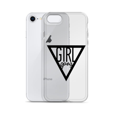 GirlGang iPhone Case
