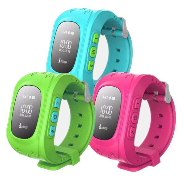 GPS Kid Tracker Smart Wristwatch - Best Seller - Black Friday Special - Deal Ends Soon