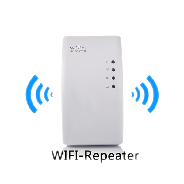 WiFi Genius Repeater - Instantly Double Your WiFi Range - Best Seller - Black Friday Special - Deal Ends Soon