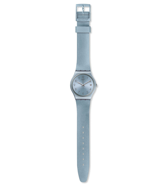 Swatch Azulbaya Quartz Wristwatch GL401