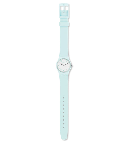 Swatch Greenbelle Quartz Wristwatch LG129