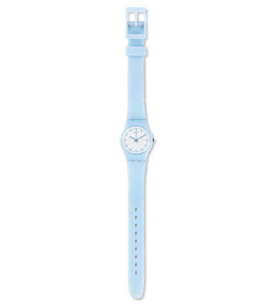 Swatch Clearsky Quartz Wristwatch LL119