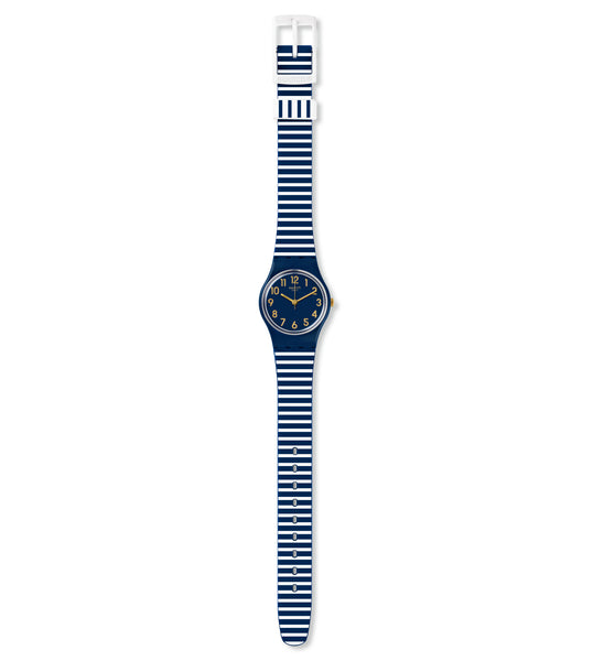 Swatch Ora D'Aria Quartz Wristwatch LN153