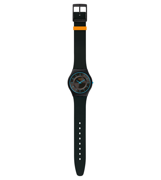 Swatch Troposphere Quartz Wristwatch SFB147