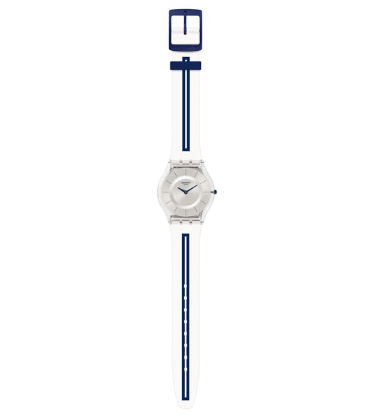 Swatch Mediolino Quartz Wristwatch SFE112