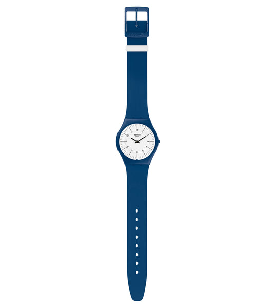 Swatch Marmarella Quartz Wristwatch SFN124