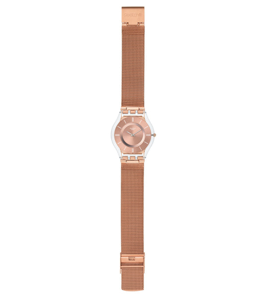 Swatch Hello Darling Quartz Wristwatch SFP115M