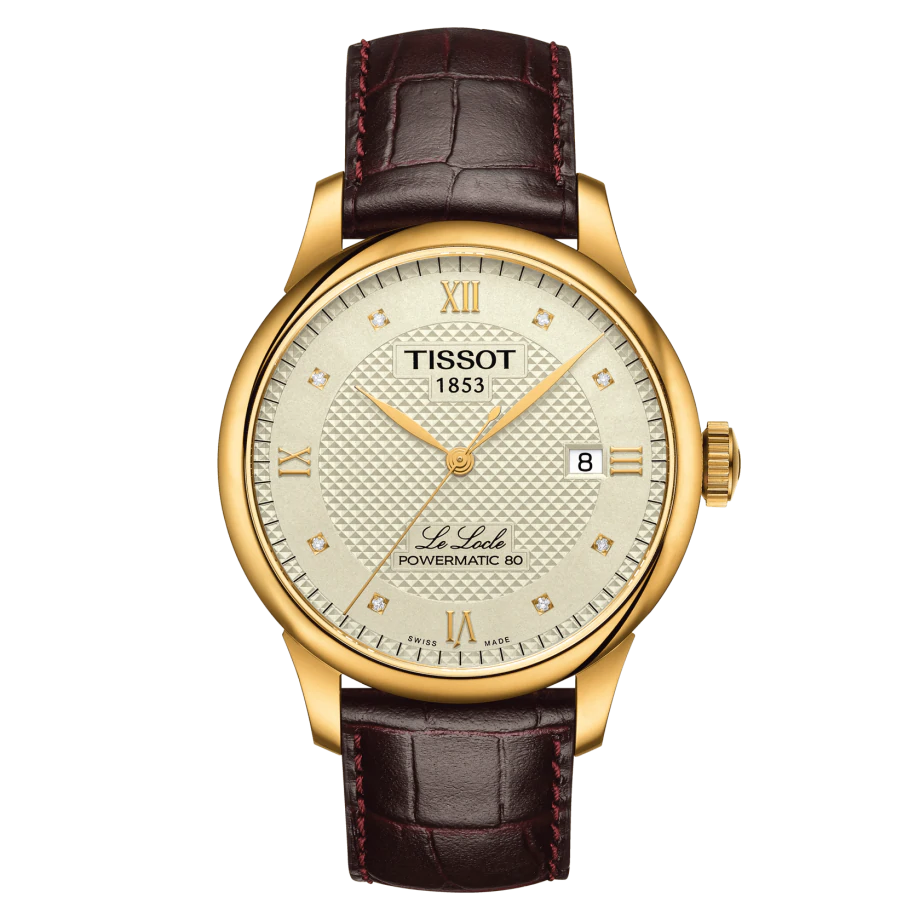 TISSOT LE LOCLE POWERMATIC 80 T006.407.36.266.00