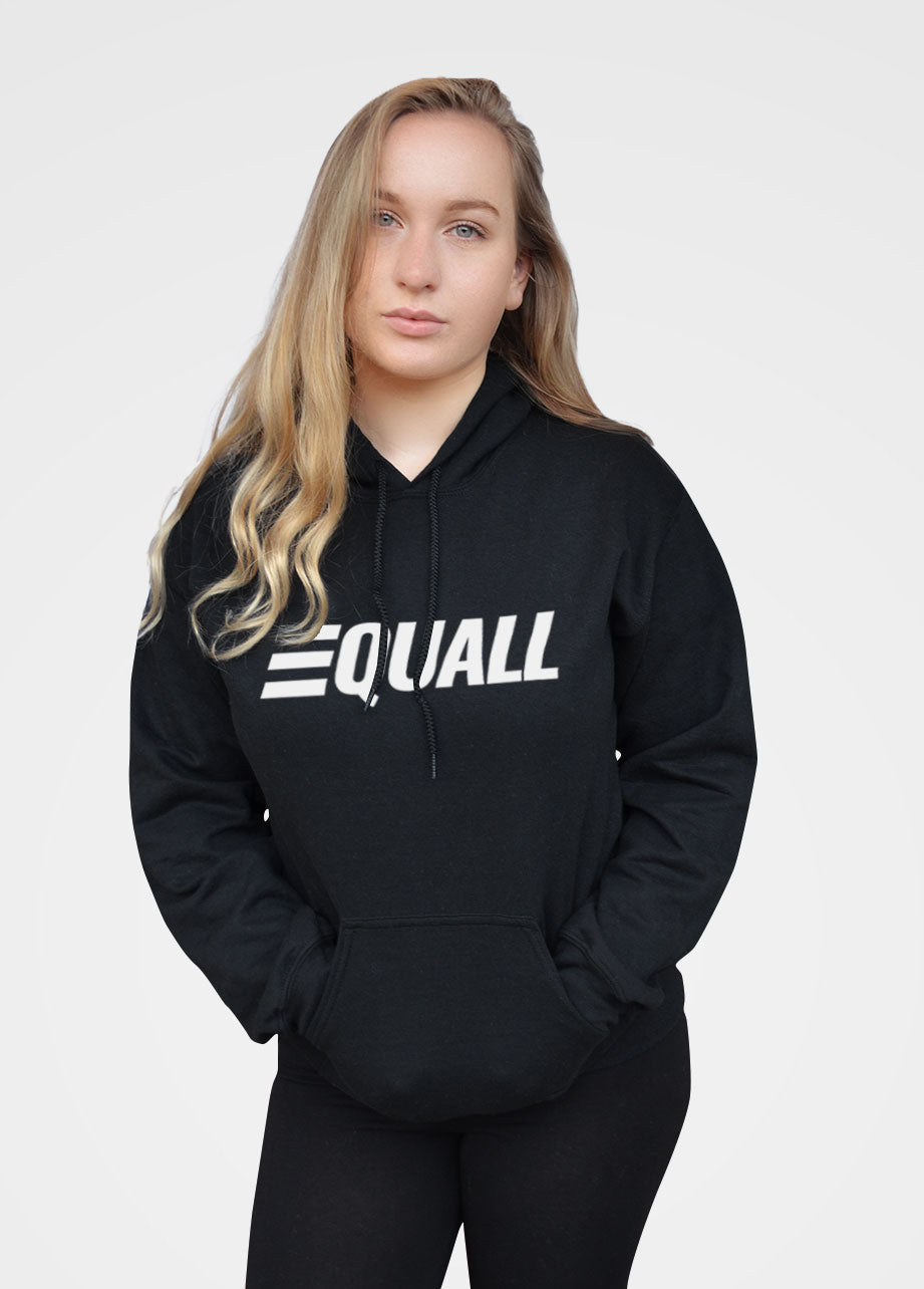 EQUALL Unisex Pullover Hoodie