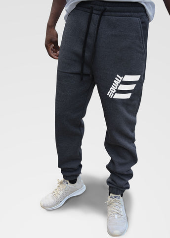 EQUALL Sweatpants Heather Black
