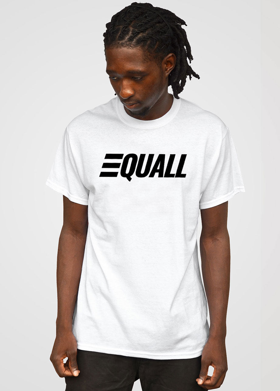 EQUALL White T-shirt.