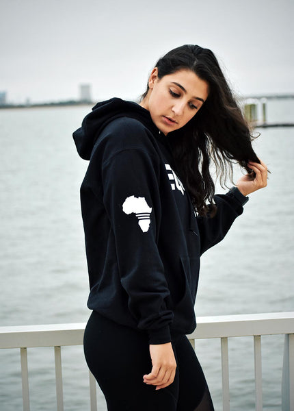 EQUALL Fashion Africa Hoodie
