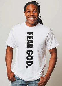 FEAR GOD T-Shirt White