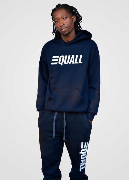 EQUALL Navy blue Sweatpants