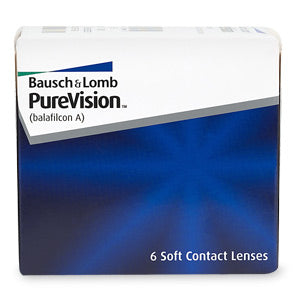 PureVision PureVision 6pk Contact Lenses - rossetti-glasses