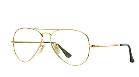 Ray-Ban AVIATOR OPTICS 8053672741858 RX6489 - Drizik Eyecare