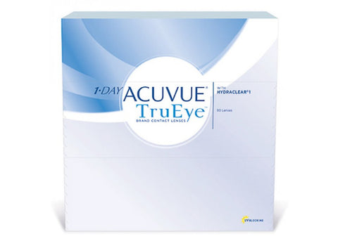1-Day Acuvue TruEye - Rossetti Optique