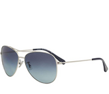 Coach Thin Metal Pilot L1013 Sunglasses 58mm - Drizik Eyecare