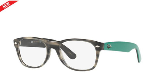 Ray-Ban NEW WAYFARER OPTICS RB5184 5800 52-18 8053672927610 - Drizik Eyecare