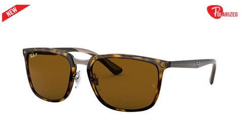 Ray-Ban RB4303 Square Men Sunglasses Polarized 8053672919943 - rossetti-glasses