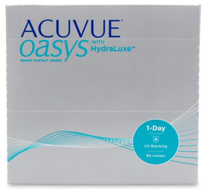 Oasys 1-Day (90 pack)