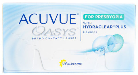Oasys for Presbyopia (6 pack)