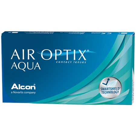 Air Optix Aqua - Drizik Eyecare
