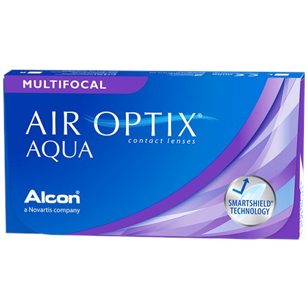 Air Optix Aqua Multifocal - Drizik Eyecare